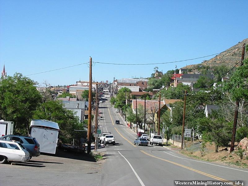 Virginia City, Nevada.