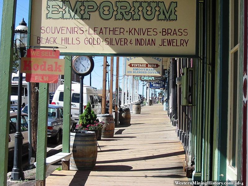 Shops at Virginia City, Nevada
