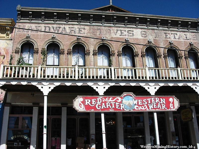 Virginia City, Nevada