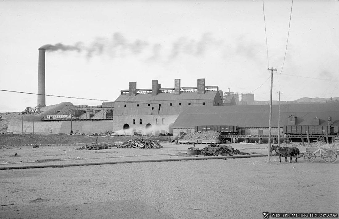 Ohio and Colorado Smelter - Salida, Colorado