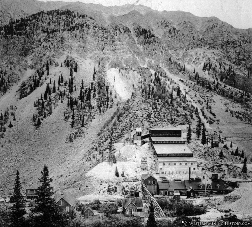 Old Hundred Mine ca. 1910