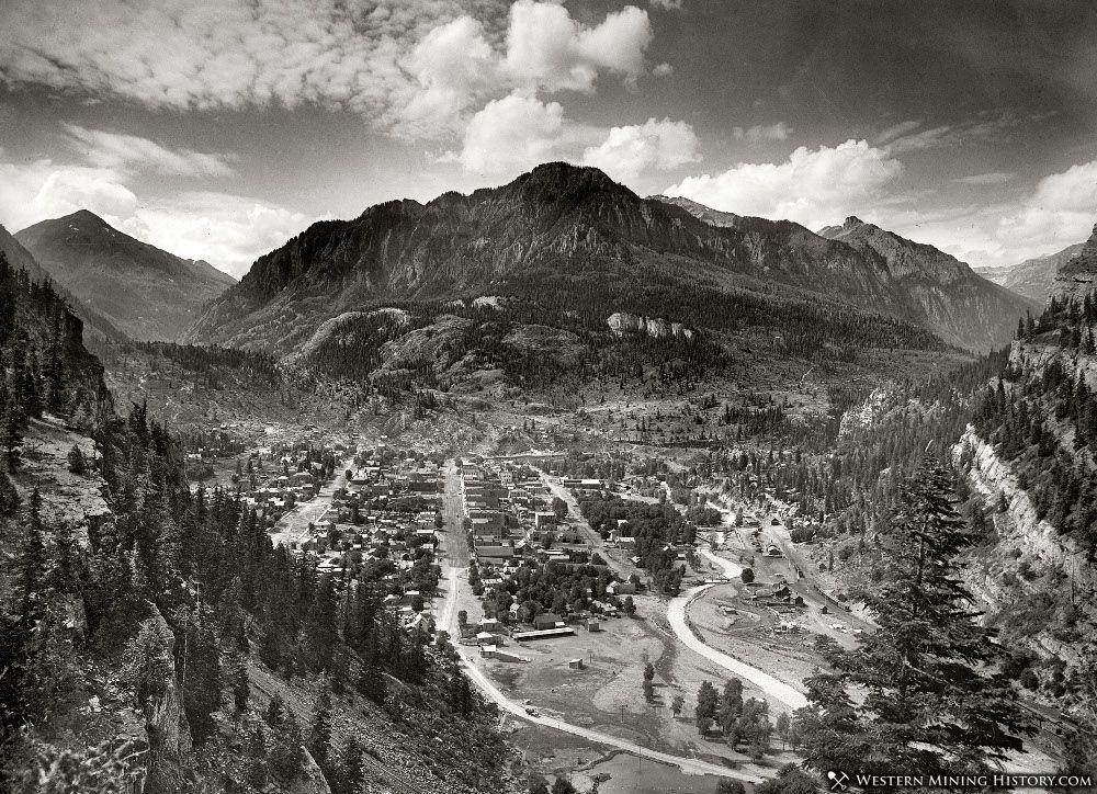 Featured Mining Town: Ouray, Colorado