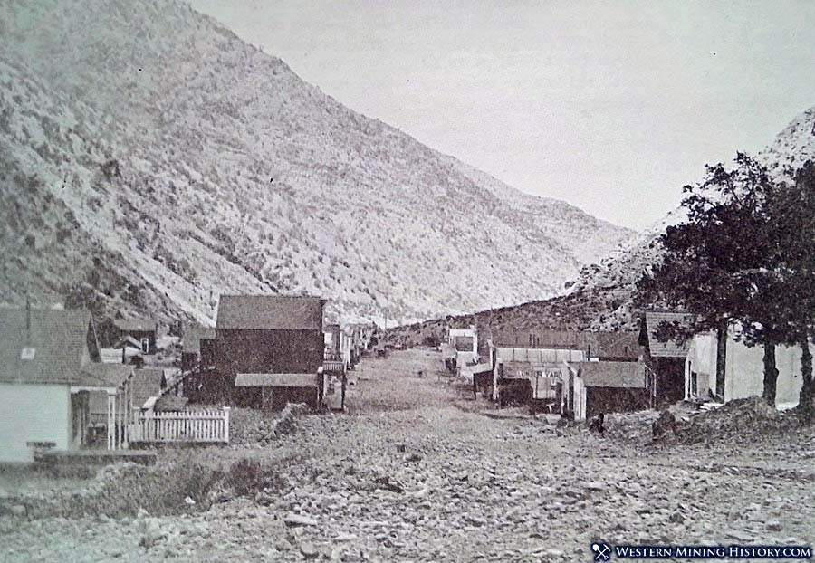 Panamint City, California in 1875