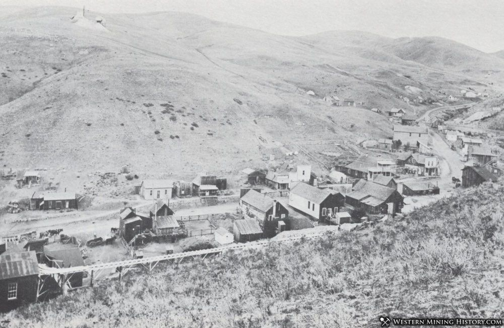 Pearl Idaho around 1904