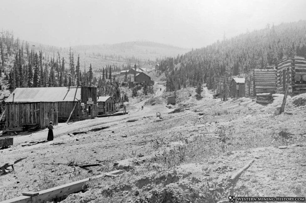 Perigo, Colorado ca. 1899