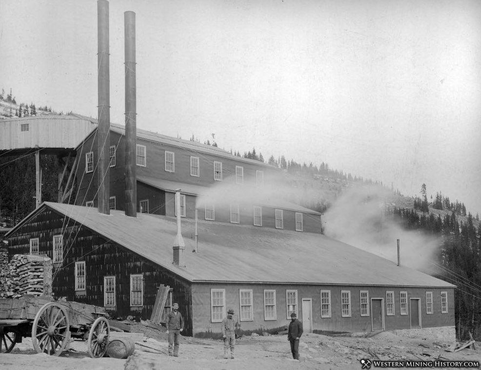 Perigo Mill ca. 1900