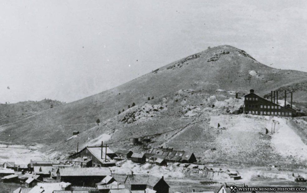Querida, Colorado and the Bassick mine 1880s