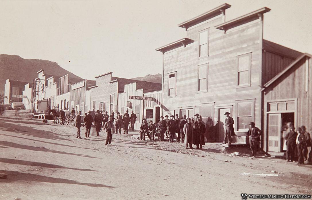 Randsburg California 1897