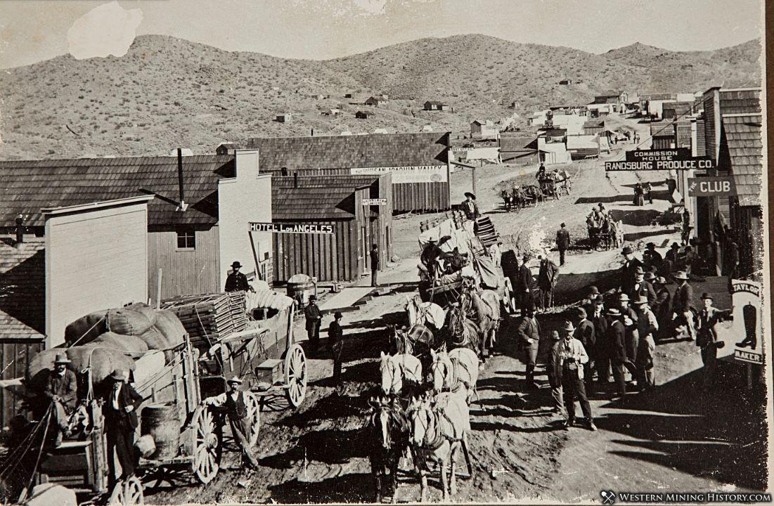 Featured Mining Town: Randsburg, California