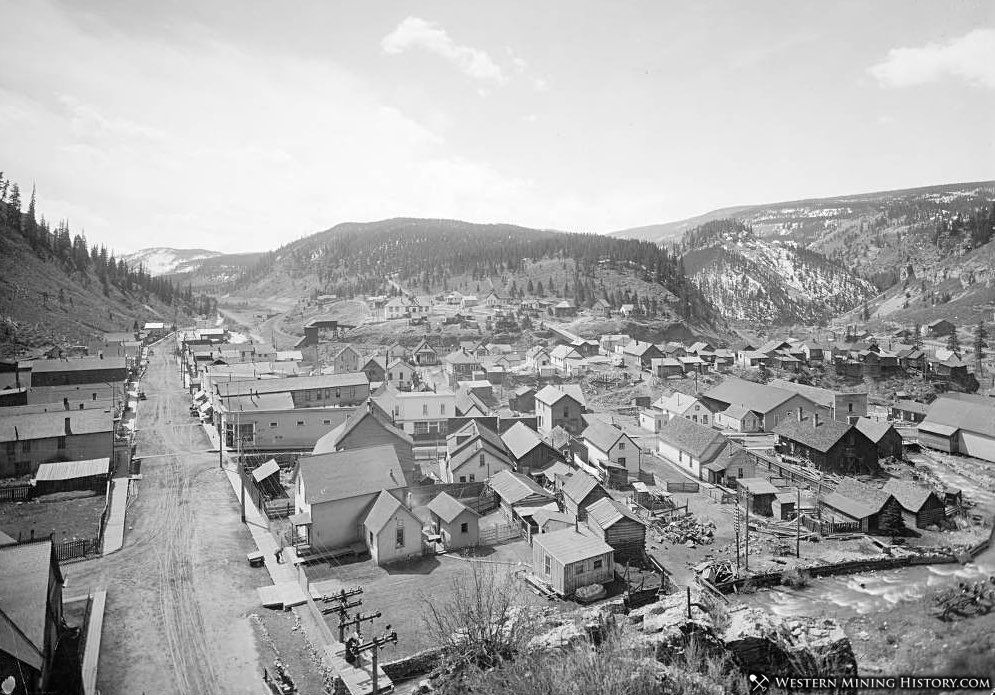 Red Cliff, Colorado ca. 1900