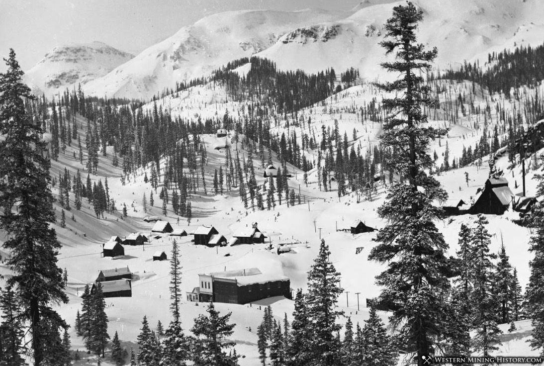 Red Mountain Town ca. 1910