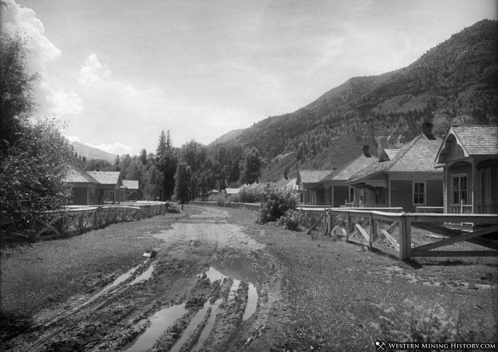 Redstone Colorado ca. 1920