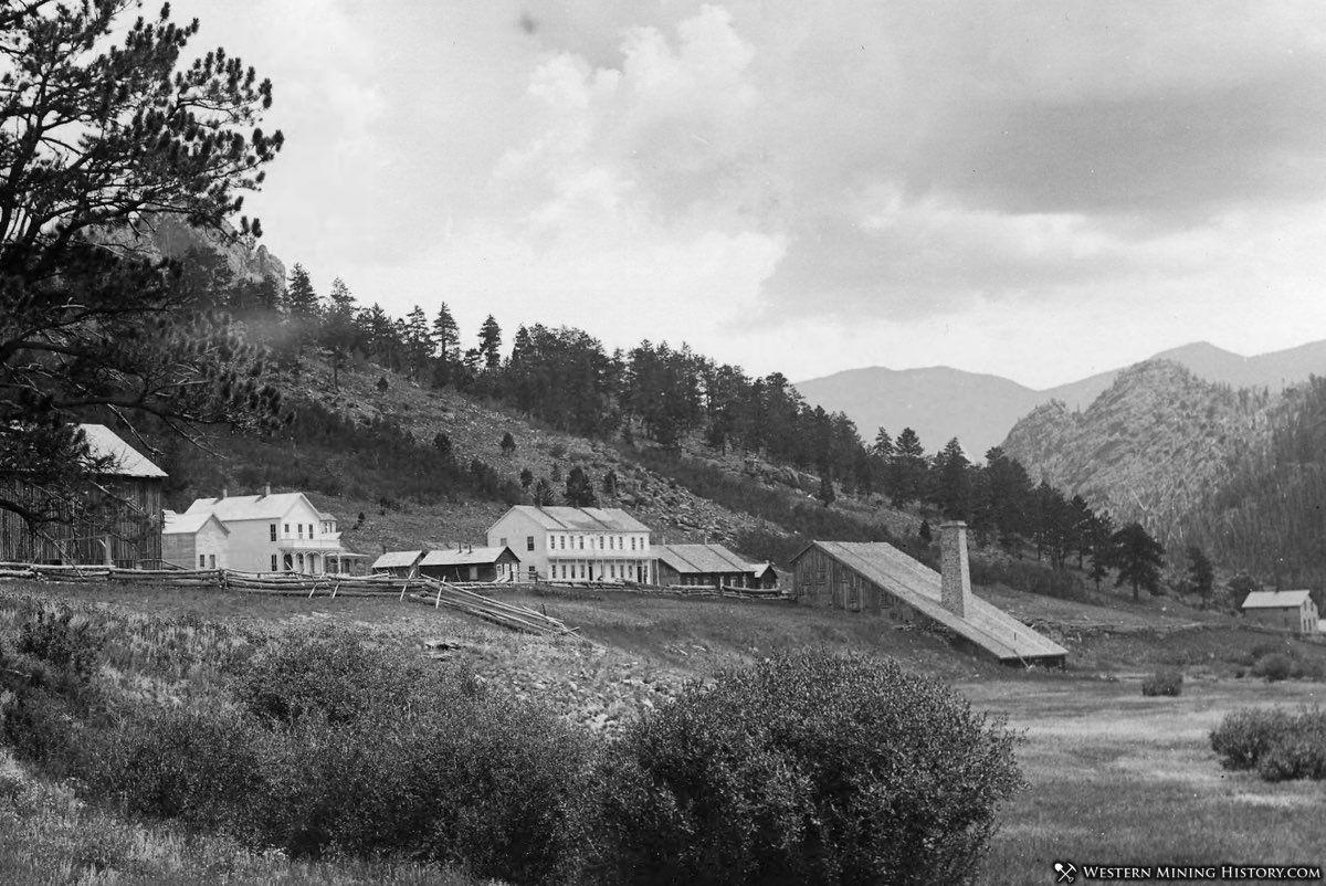 Rollinsville, Colorado 1898