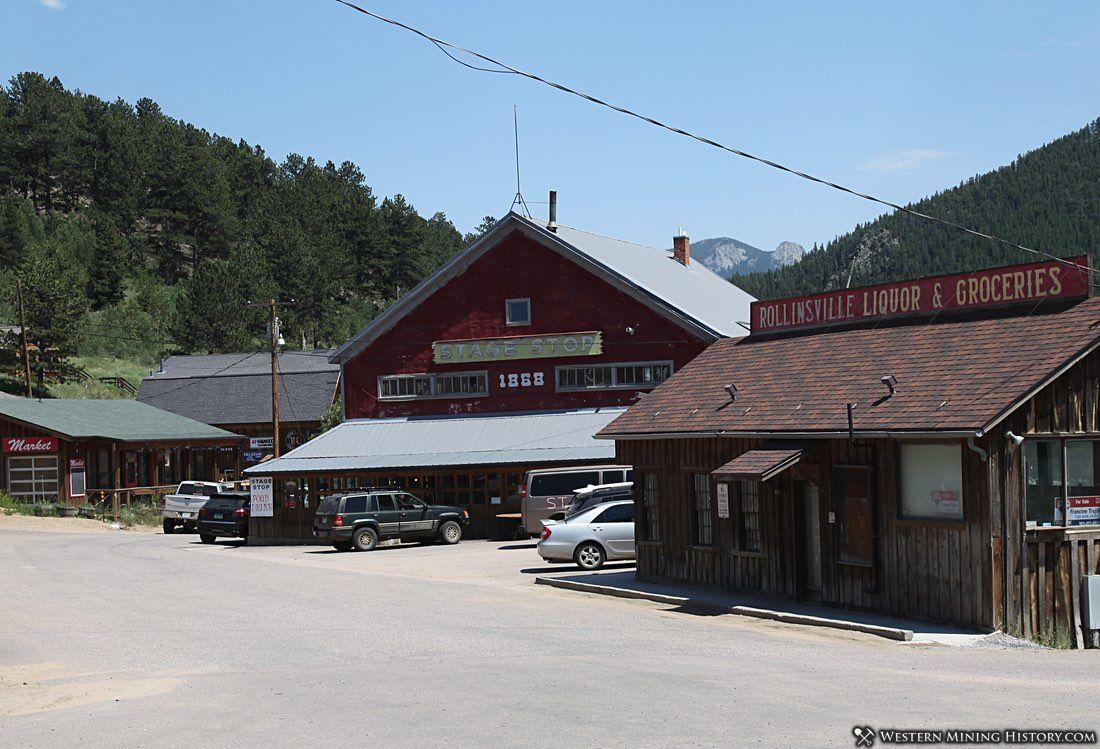 Rollinsville, Colorado in 2018
