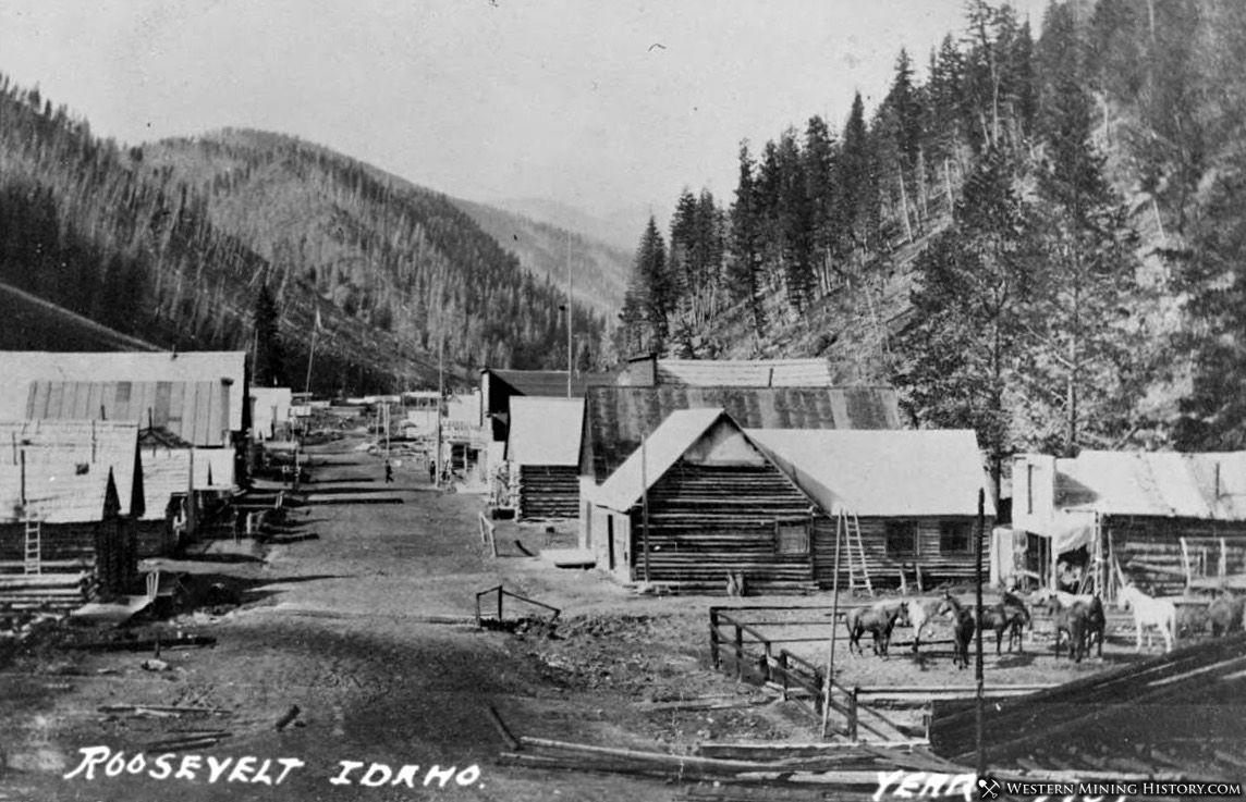 Roosevelt Idaho 1907