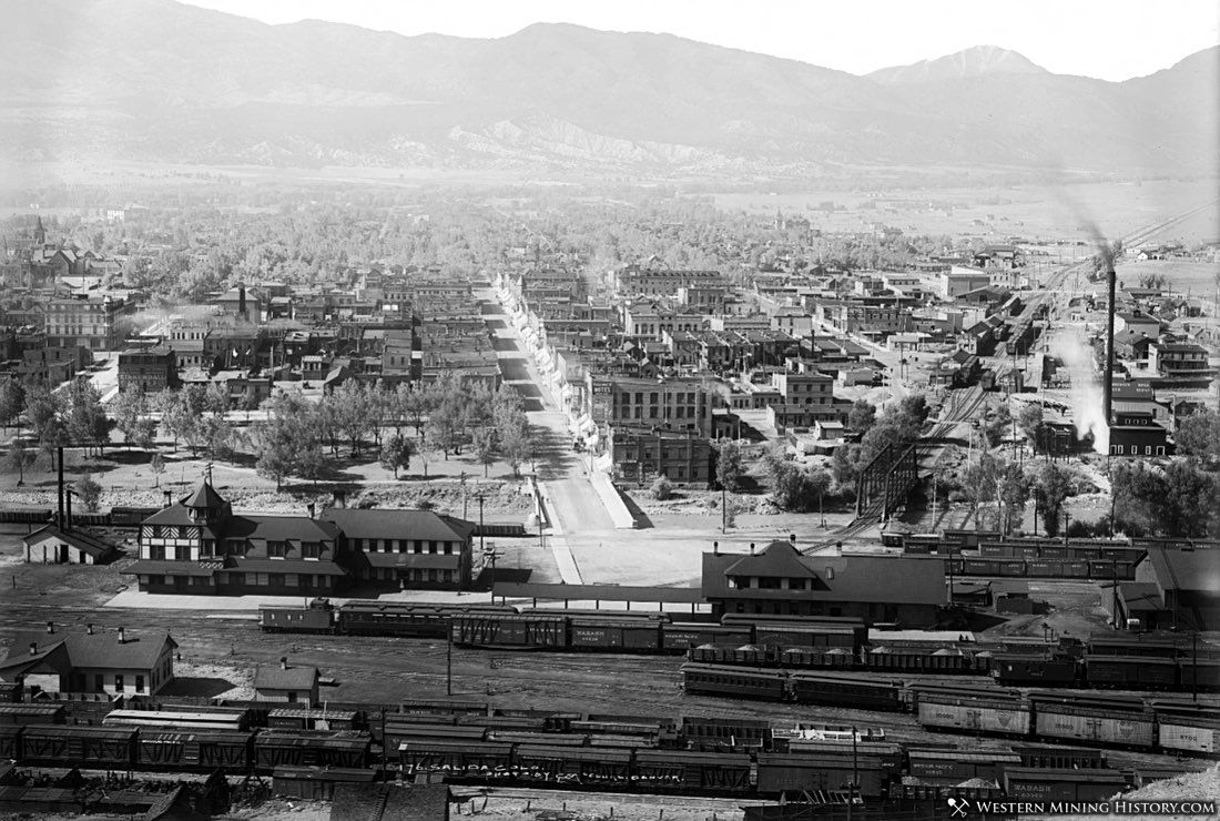 Featured Mining Town: Salida, Colorado