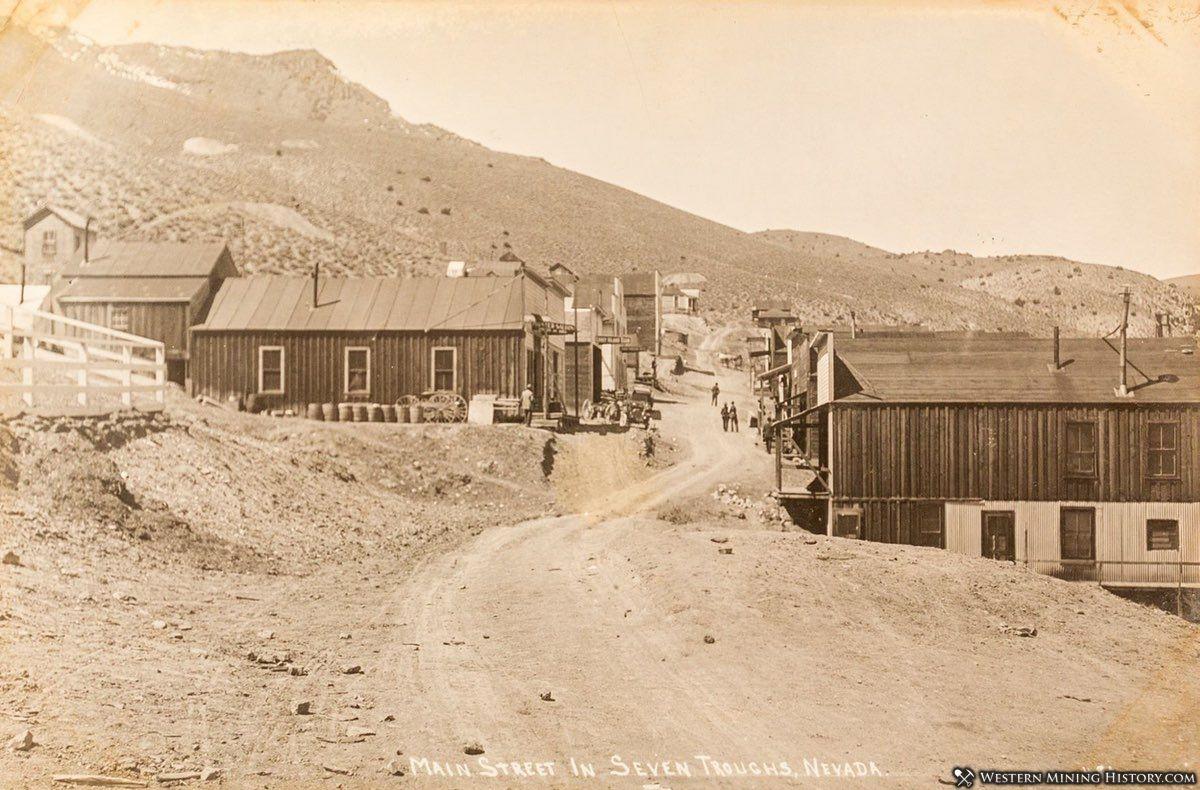 Seven Troughs Nevada