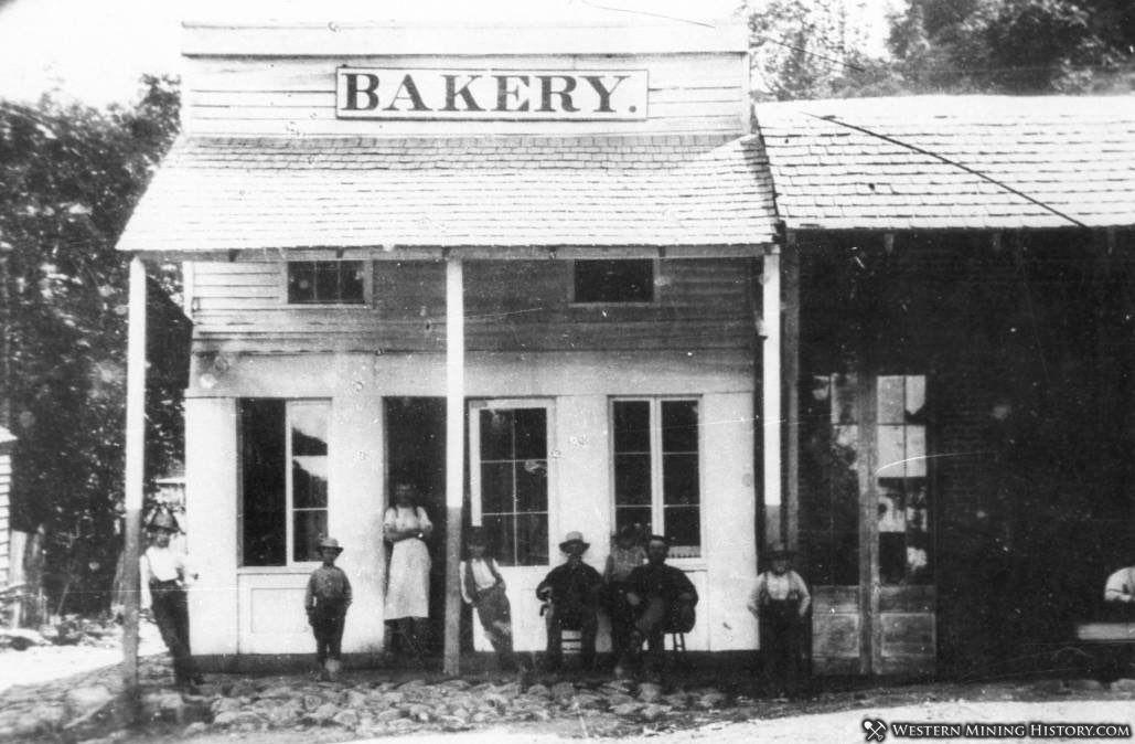 Shasta Bakery ca. 1890