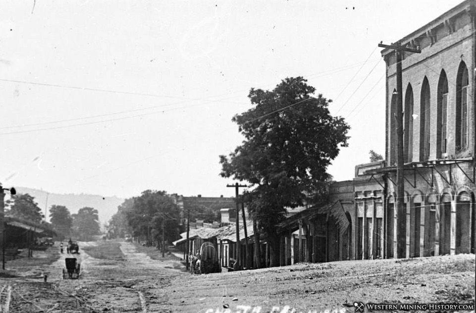 Shasta, California ca. 1905