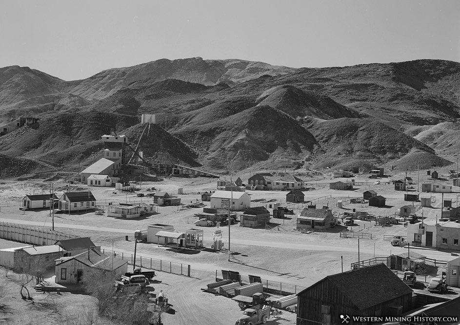 Silver Peak, Nevada 1940