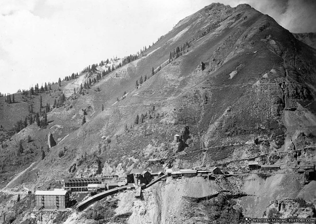 Featured Mining Town: Smuggler, Colorado