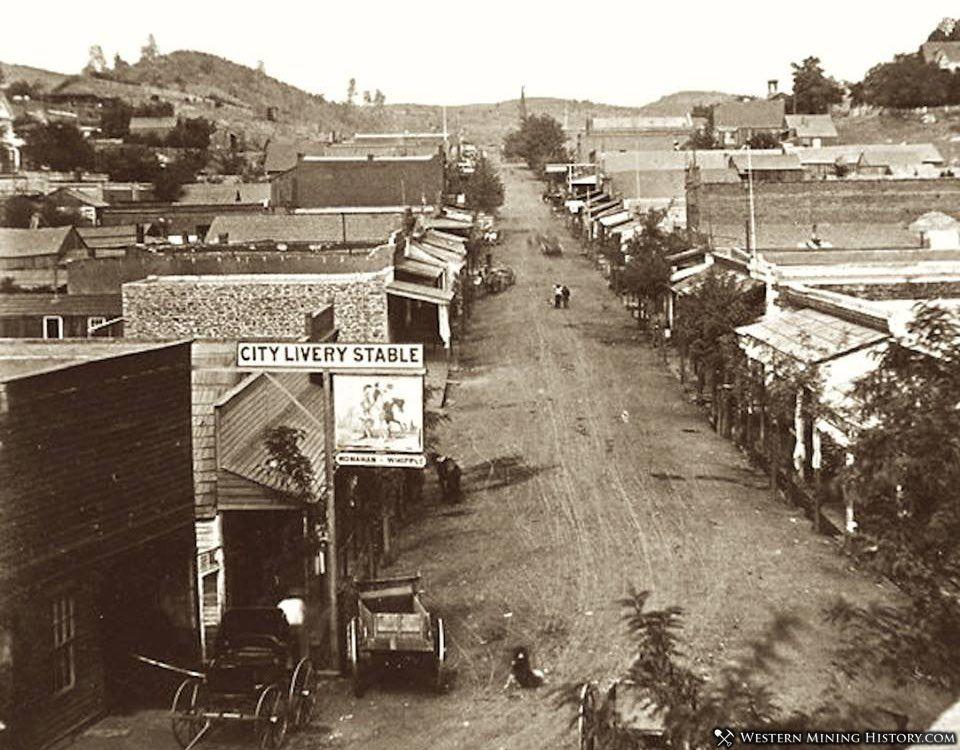 Sonora, California 1866