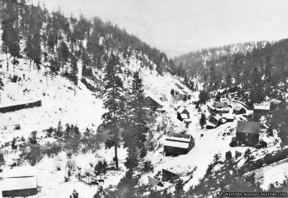 Susanville, Oregon ca. 1900