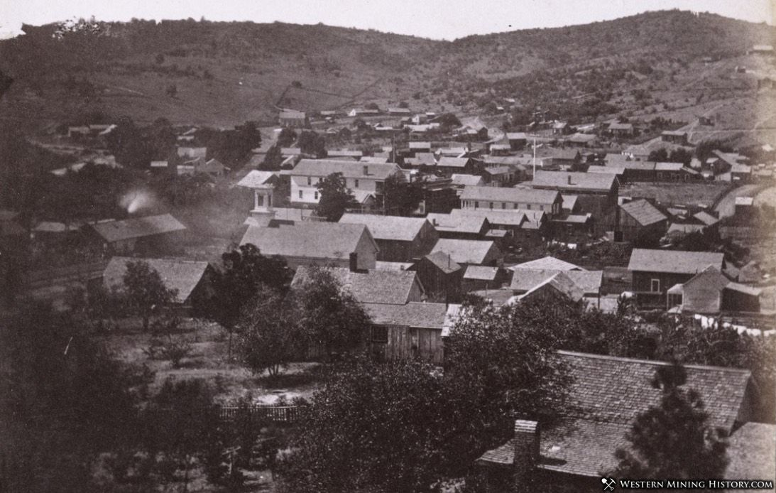 Sutters Creek, California ca 1860s