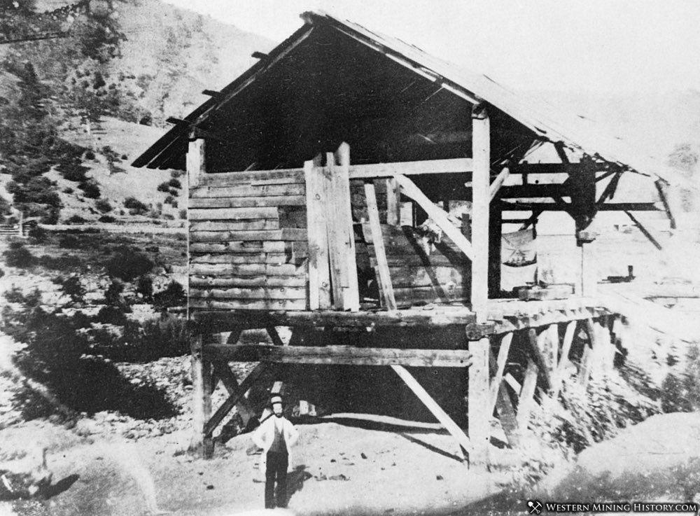 Sutters Mill ca. 1853