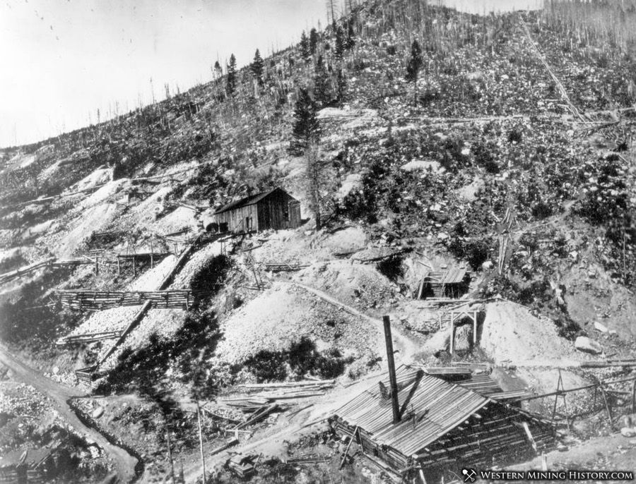 Tenth Legion Mine 1860s