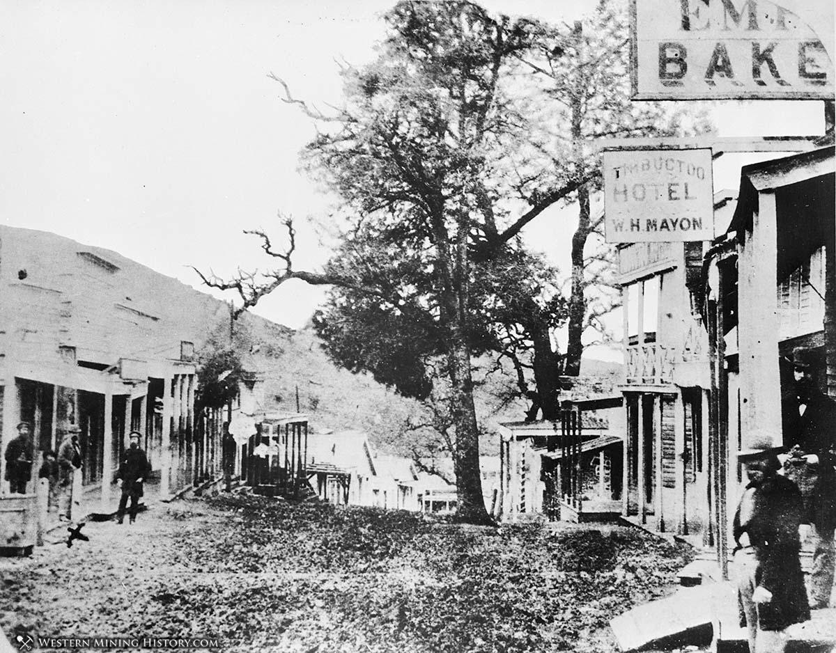 Timbuctoo, Californa ca. 1860