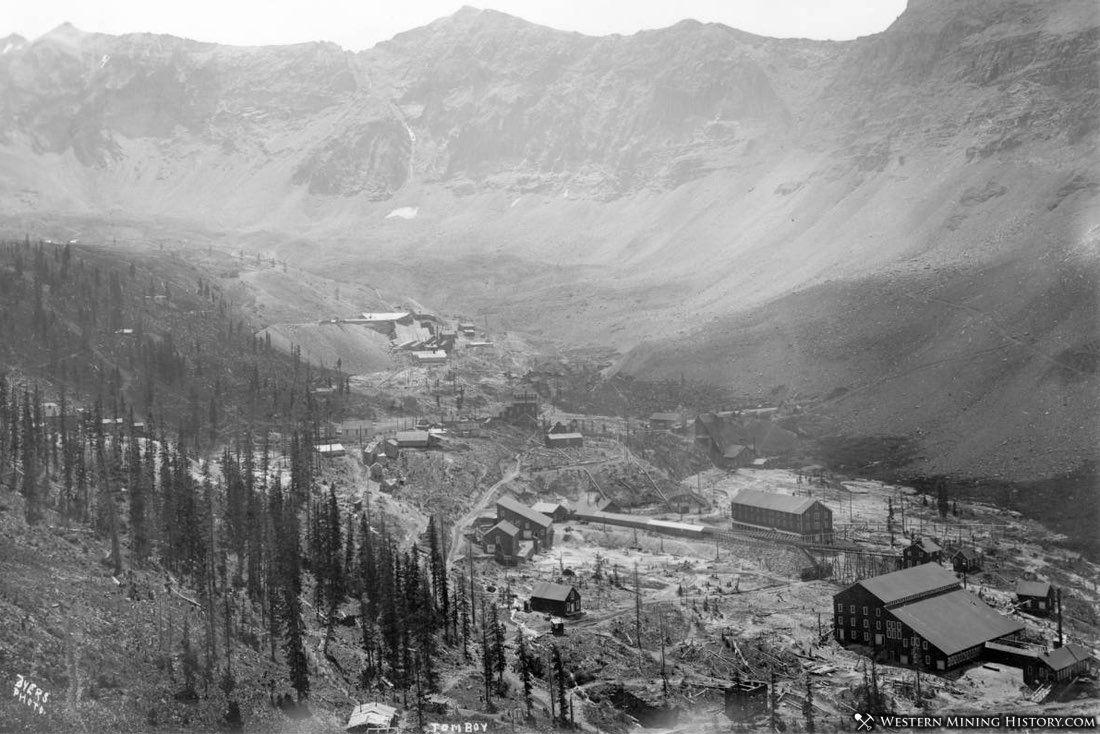 Tomboy Mine ca. 1910