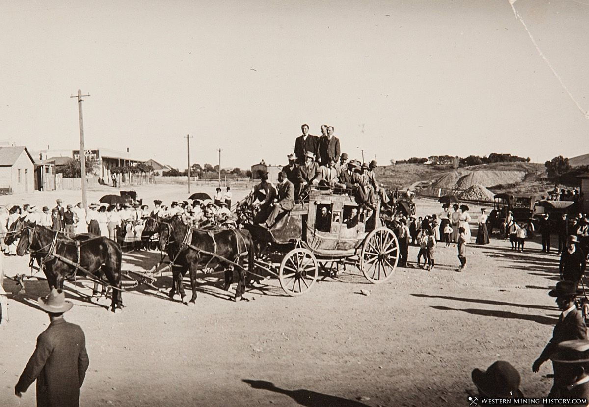 The Last Stage to Tombstone 1903