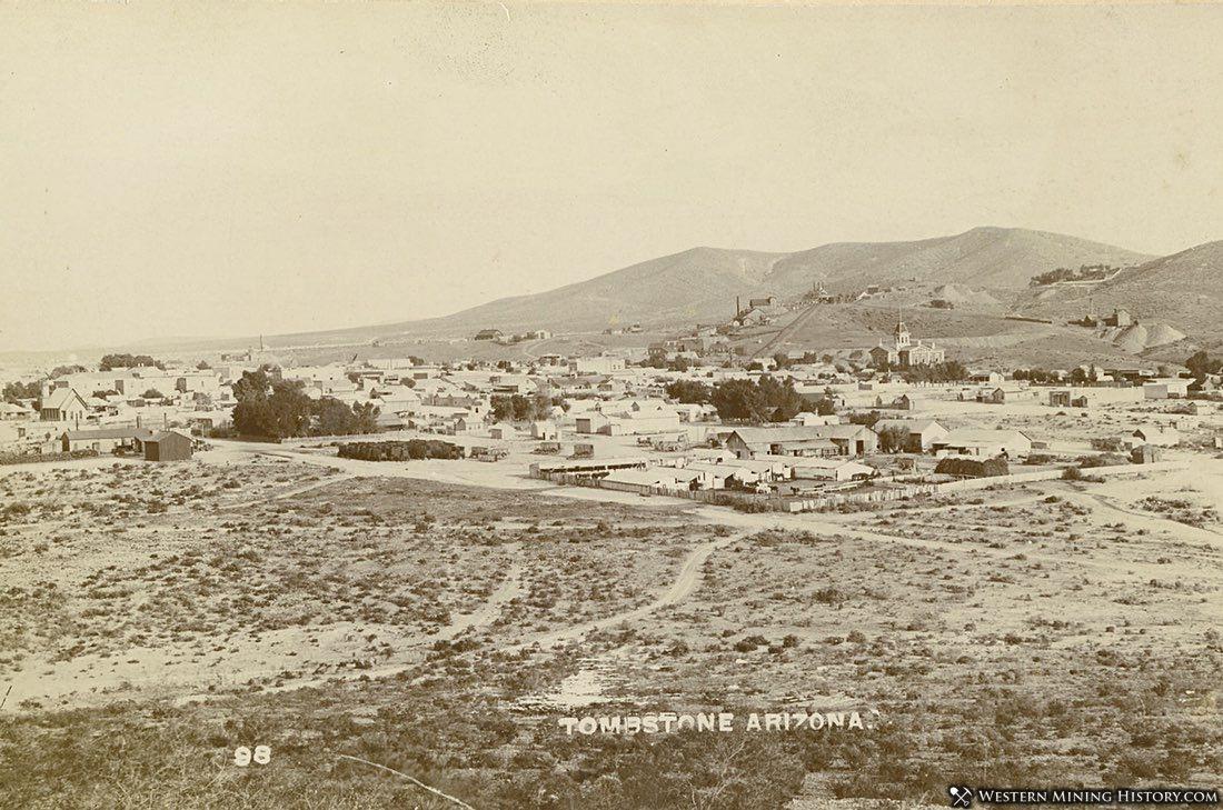 Tombstone Arizona 1883