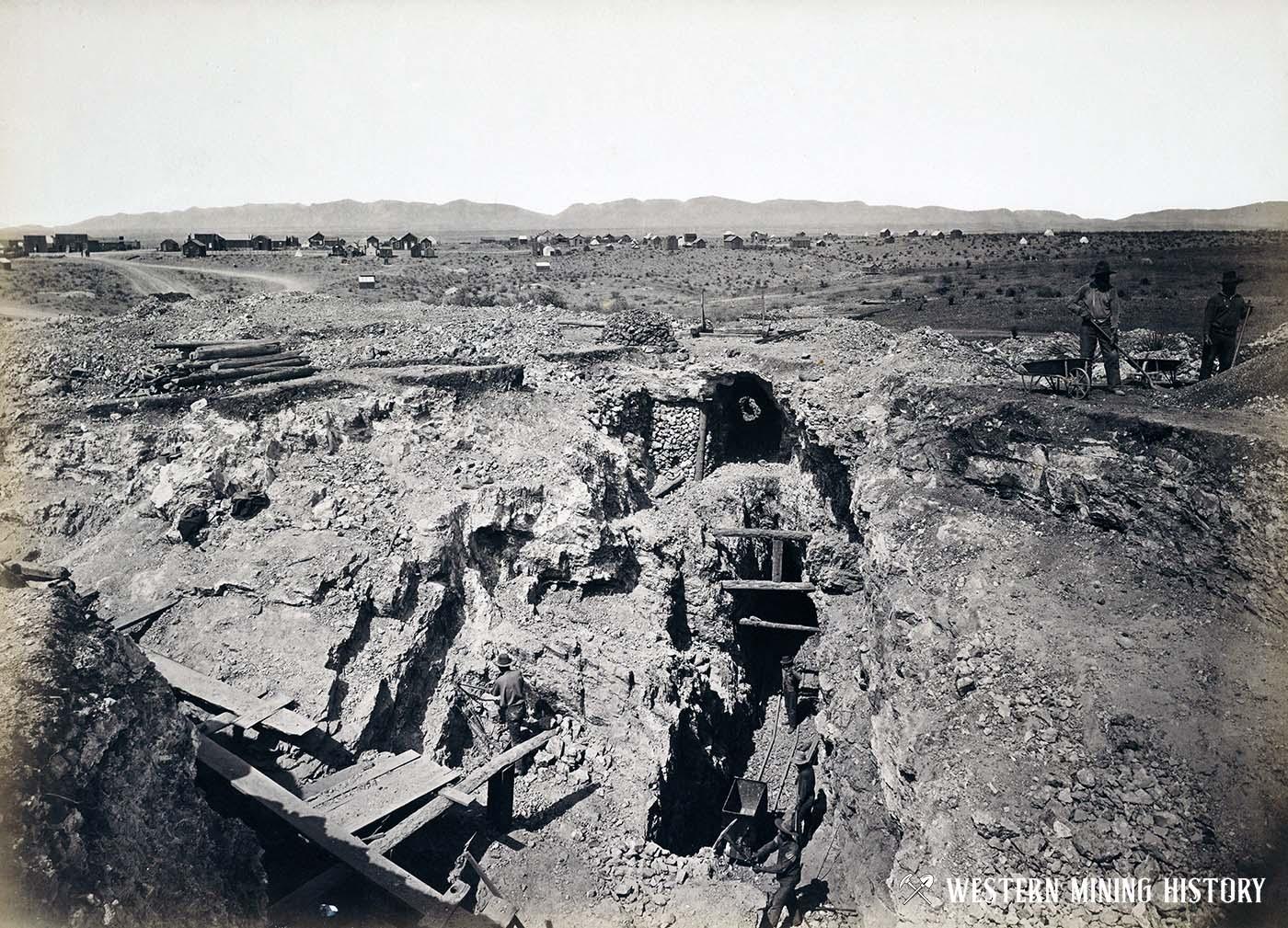 Tough Nut Mine Tombstone, Arizona