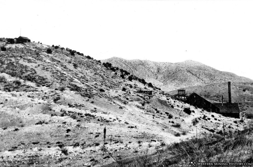 Total Wreck Mine and Mill 1909