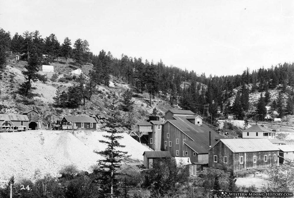 Tungsten, Colorado