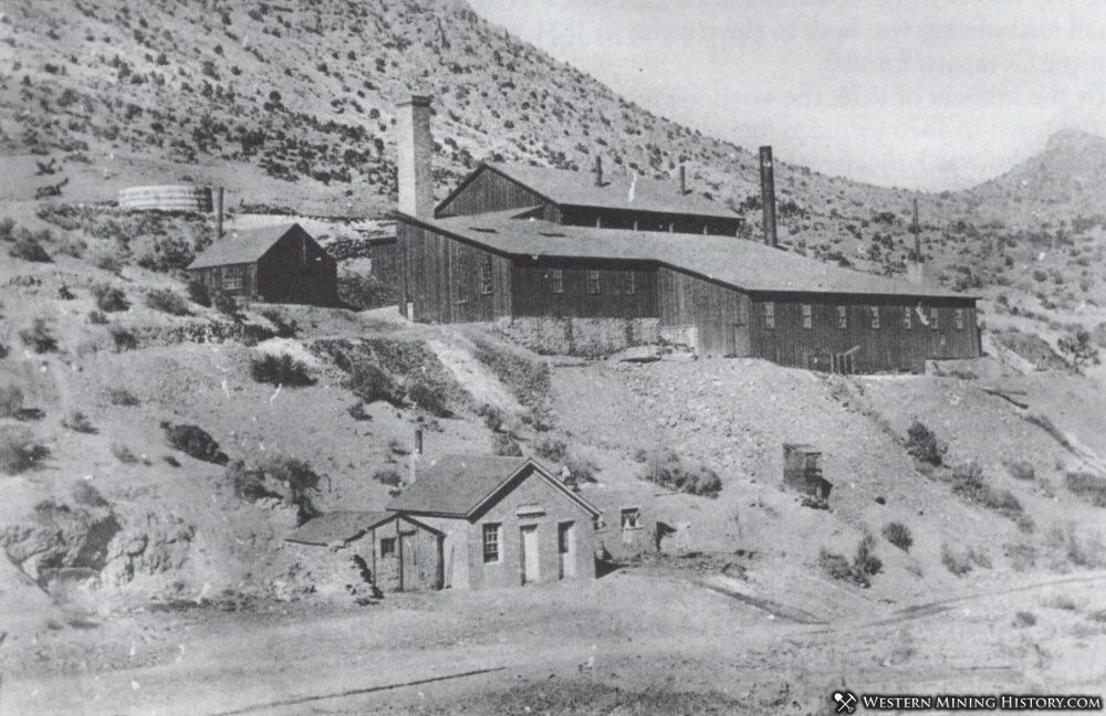 Tybo Consolidated Mining Company Mill