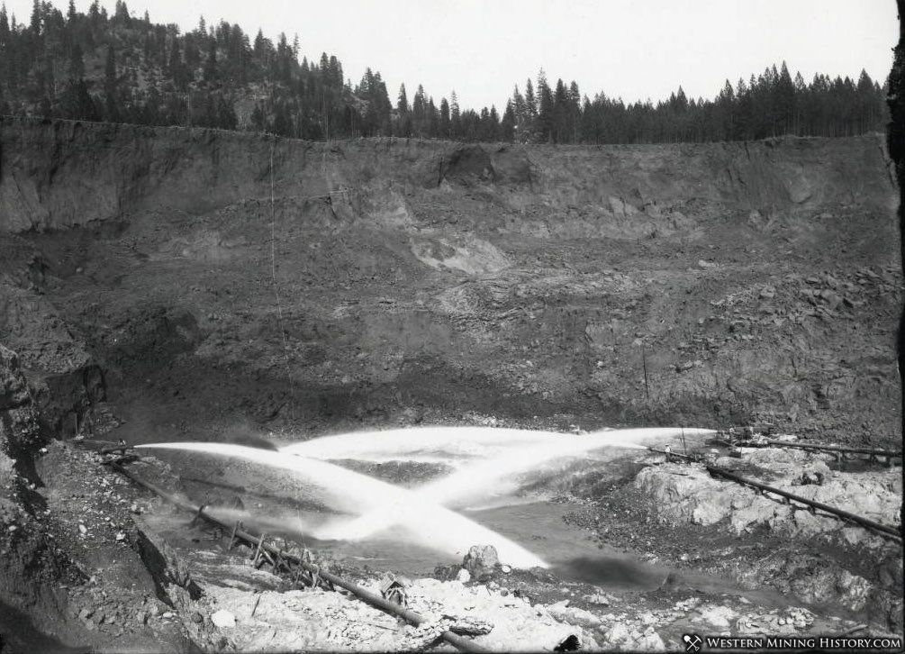 Union Hill Mine ca. 1900