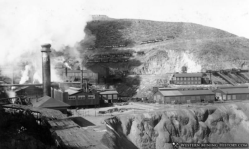 United Verde Mine at Jerome