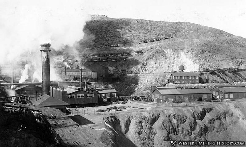 United Verde Smelter - Jerome, Arizona
