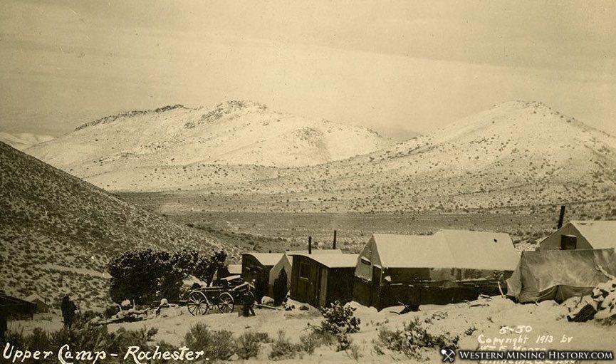 Upper Rochester Nevada ca. 1913