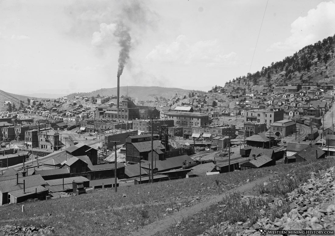 Featured Mining Town: Victor, Colorado