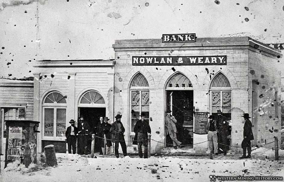 Virginia City Montana 1866