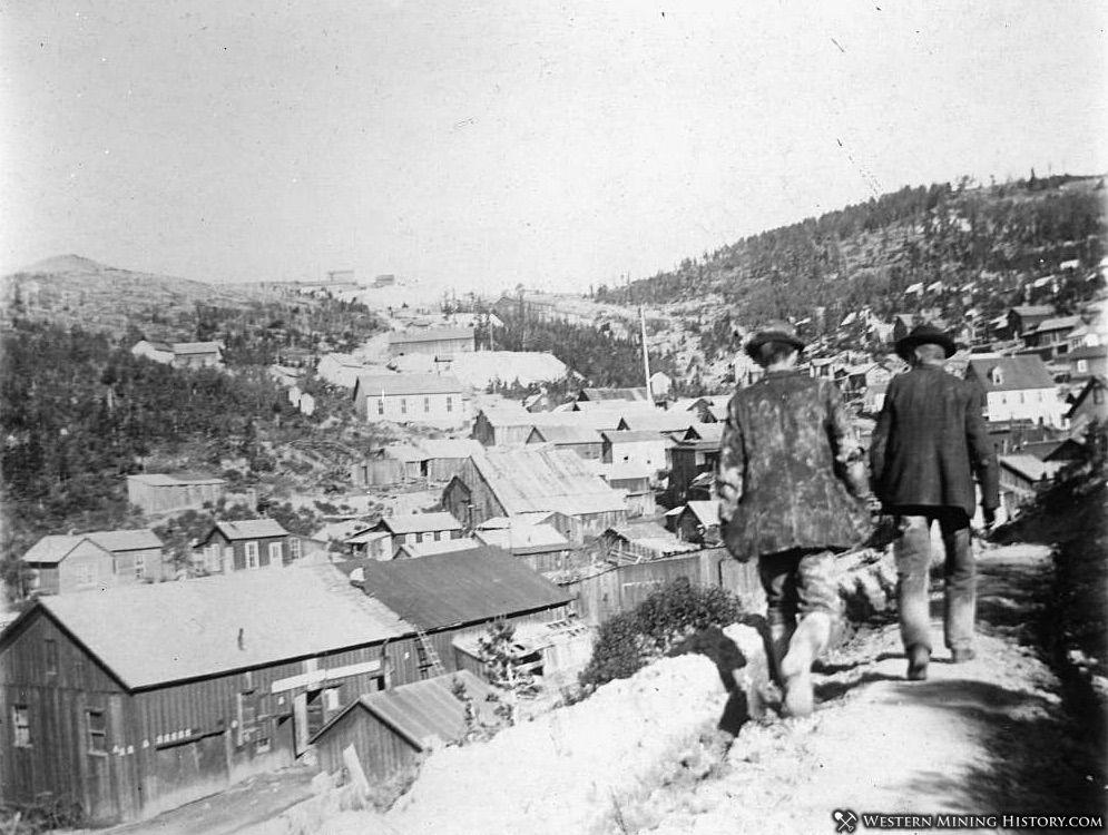 Ward, Colorado ca. 1890