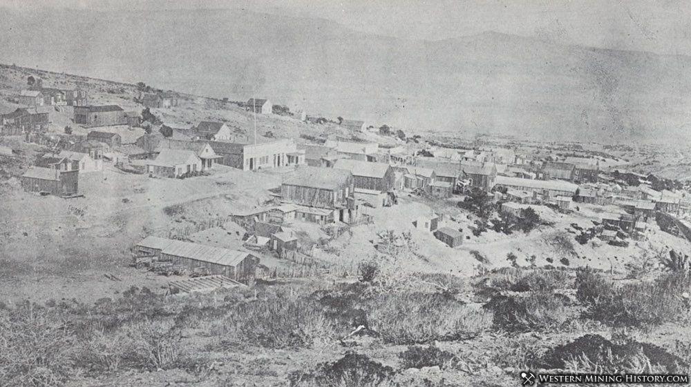 Ward Nevada ca. 1880