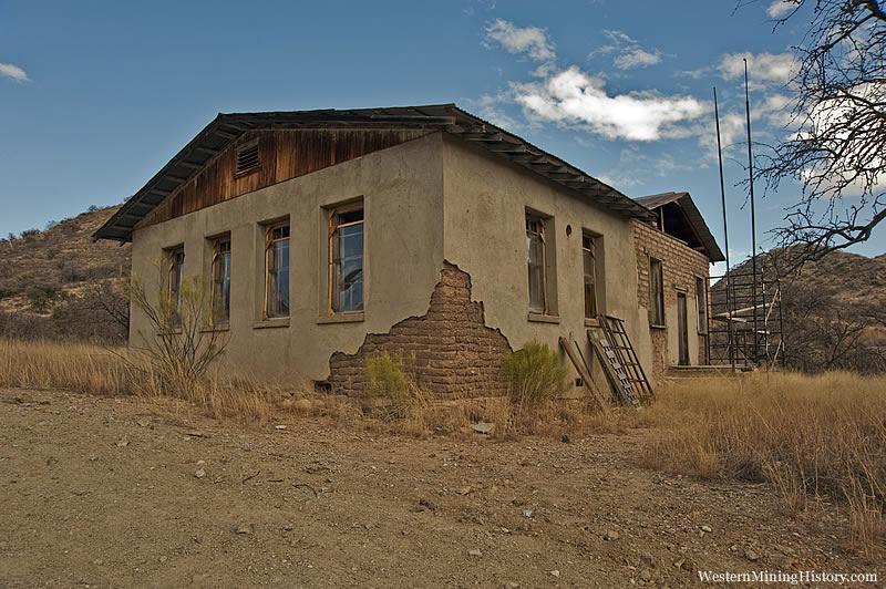 School at Ruby Arizona