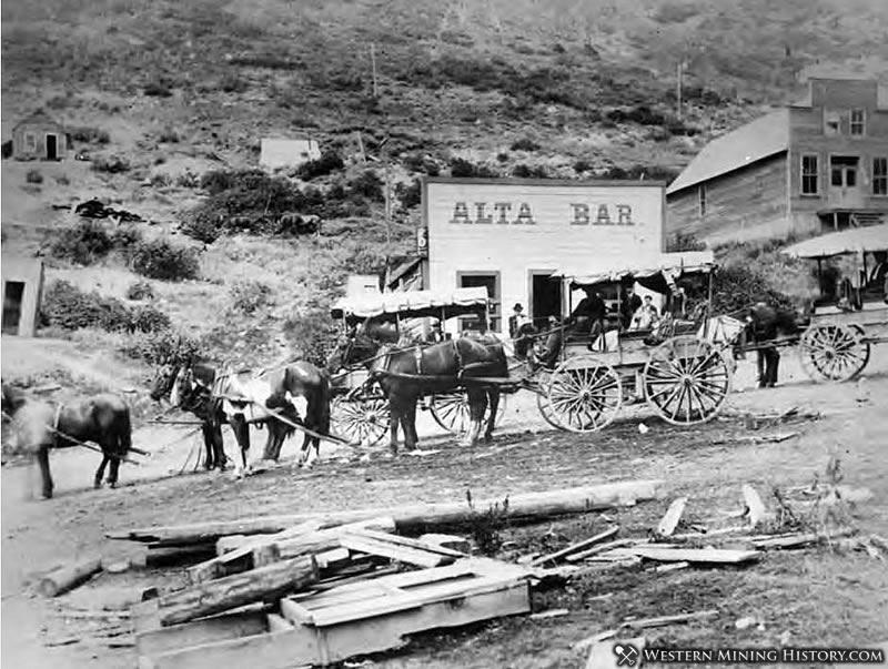 Alta, Utah in 1904