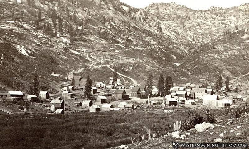 Alta Utah ca 1873