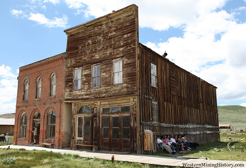 Featured Mining Town: Bodie, California